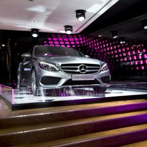 Mercedes-Benz Gallery - Paris Champs Elysées